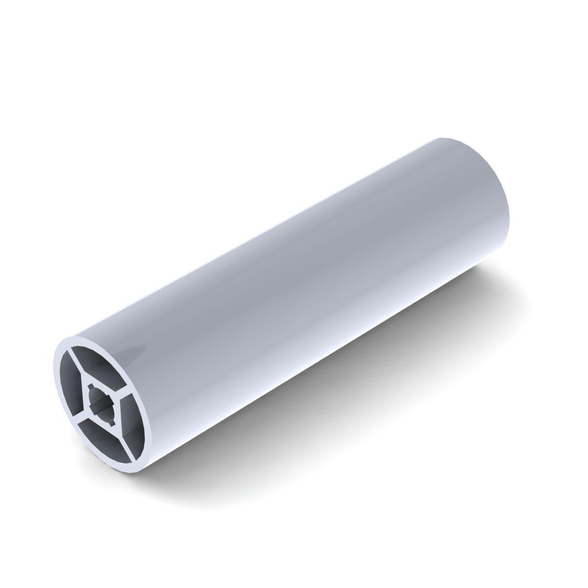 aluminium pipe profile 28mm
