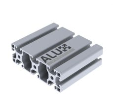 Aluminium slot profile 40120