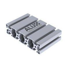 Aluminium slot profile 40160