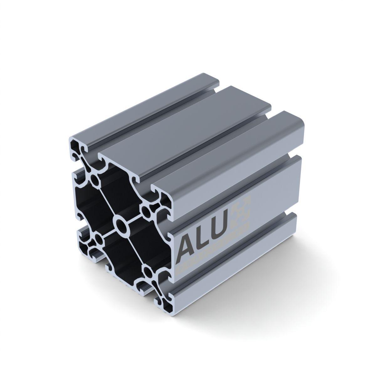aluminium construction profile 80x80