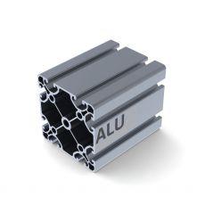 Aluminium slot profile 8080