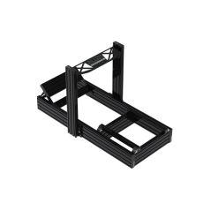 Sim Racing Rig 40160 black profiles